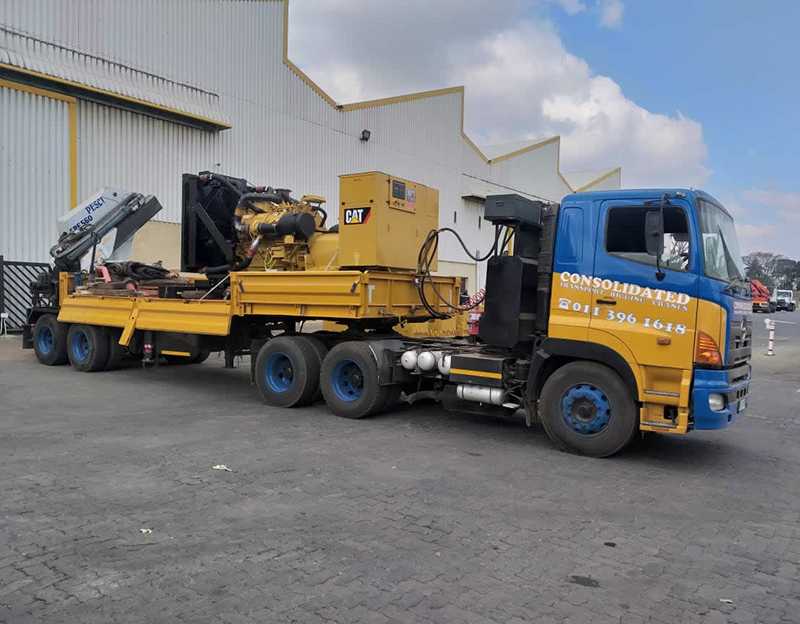 Consolidated Transport Services